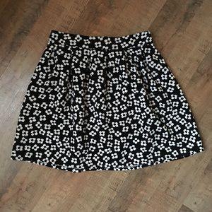 Forever 21 Flower Girl Skirt
